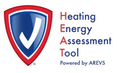 HEAT: Heating Energy Assessment Tool logo