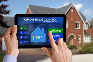 Home automation interface