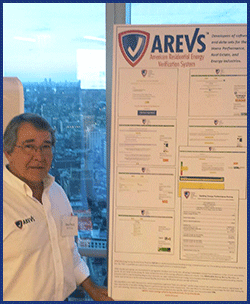 Dean Durst presents AREVS at New York Energy Week
