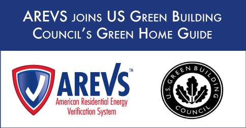 AREVS joins the US Green Building Council's Green Home Guide