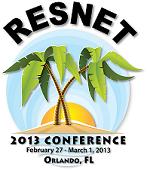 RESNET Conference 2013 logo