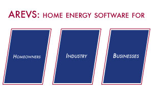 AREVS: home energy software solutions